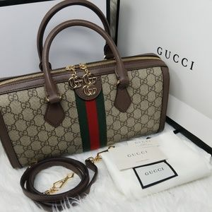 💯 Authentic Gucci Ophidia GG medium